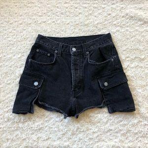 LF Carmar Jean Shorts Titania Cargo Side Pocket